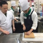 蕎麦の授業